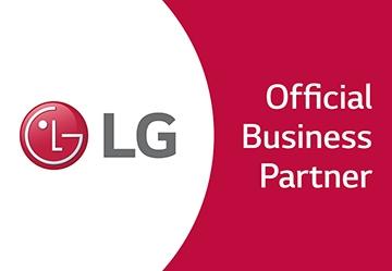 LG Brand Accredited Logo