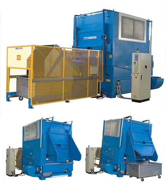 TGI D800R Dryer Dimensions