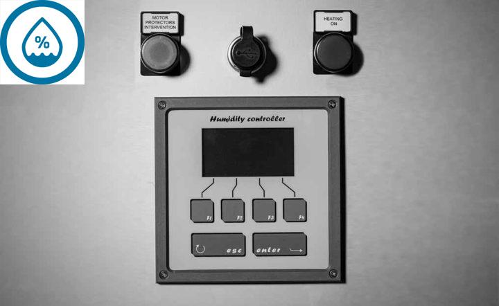 EWTT3/U humidity control